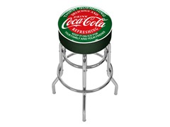 Pub Stool - Green Coca-Cola®