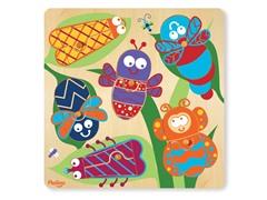 P'Kolino 12-Piece Bug Puzzle