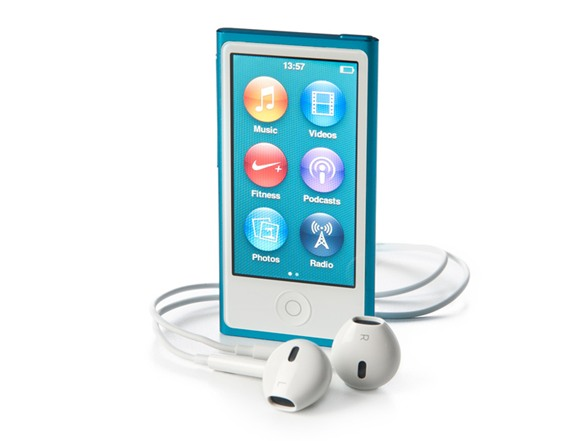 16gb ipod nano 7th gen. Black Bedroom Furniture Sets. Home Design Ideas
