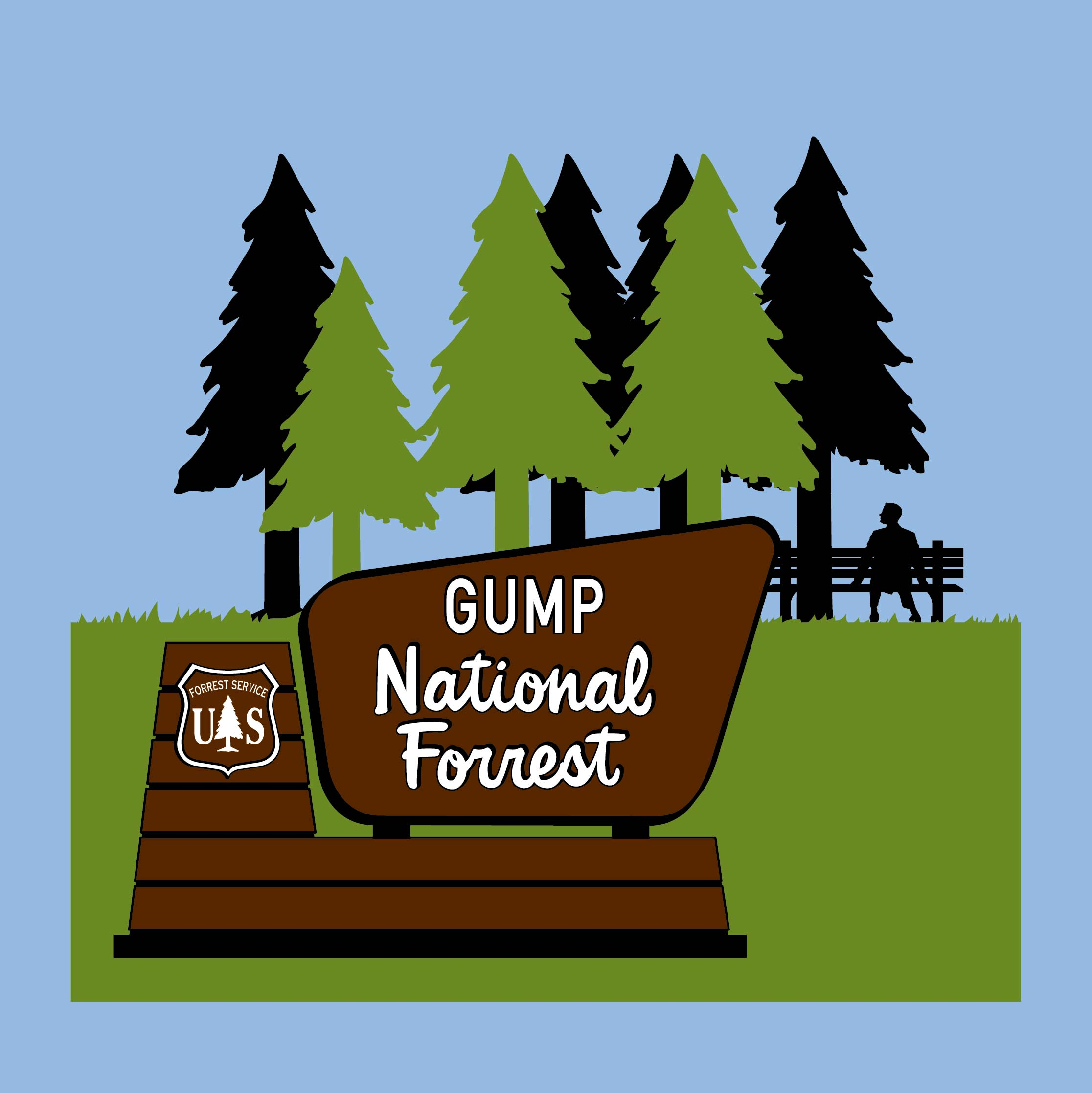 Gump National Forrest
