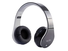 iLive Stereo Bluetooth Headphones - Black