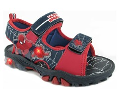 Spiderman Light-Up Sandal