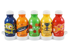 """""""Cosmic"""" 10oz Bottles 5-Pack"""