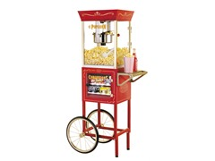 Vintage Popcorn & Concession Cart