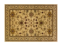Olivia Area Rug Ivory Boarder - 5 Sizes
