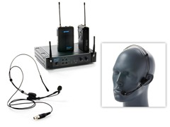 Dual Headset UHF System