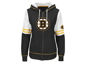 Boston Bruins Women's Turnbuckle Fleece (S)