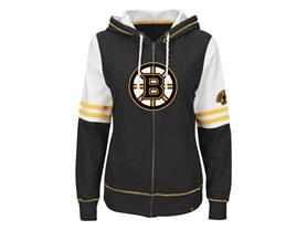 Boston Bruins Women's Turnbuckle Fleece (S)