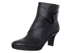 Rockport Ordella Ankle Boot, Black
