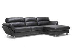 Raimey Sectional - Charcoal