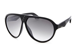 Women's Sunglasses, Black/Gray Gradient