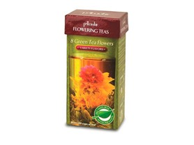 8 Flowering Teas Variety Pack