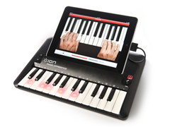 ION Piano Apprentice Keyboard