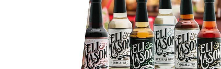 Eli Mason Cocktail Mixers