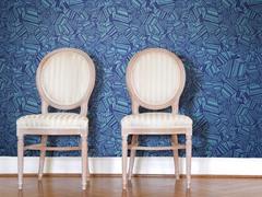 Pyrite Blue Tiles