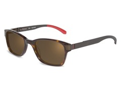 T302 Polarized Sunglasses, Tortoise