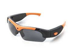 720p Video Camera Glasses with 4GB Mem