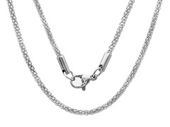 Stainless Steel Popcorn Necklace Chain