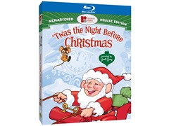 'Twas the Night Before Christmas [Blu-ray]