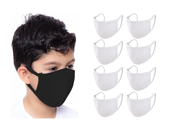 Image of Kids Washable Reusable Face Masks