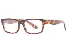Loom Brown Tortoise Clear