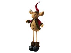 """Standing Santa Moose 23"""""""