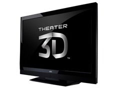 "42"" 1080p 3D LCD HDTV with Wi-Fi"