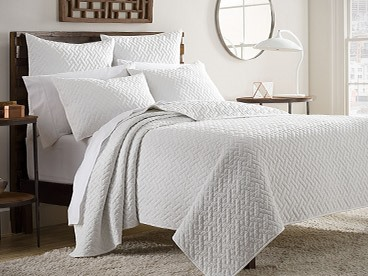 Kennedy Quilt Set & Shams