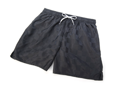 Solid Black Youth Shorts (XS)