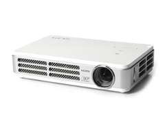 300 Lumen 3D-Ready Pocket Projector