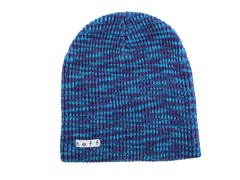 Daily Space Dye Beanie - Blue/Purple