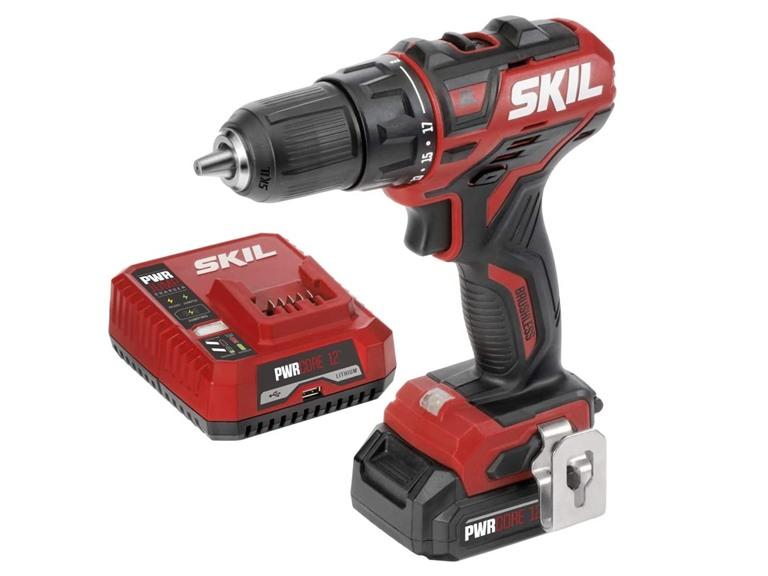 SKIL PWRCore Brushless Drill/Driver Kits