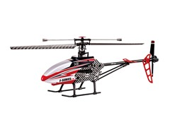 "Riviera 2.4Ghz 28"" F45 4CH Red R/C Helicopter"