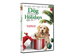 The Dog Who Saved the Holidays DVD