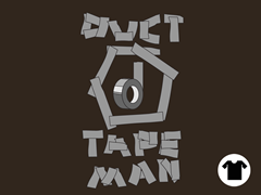 Duct Tape Man