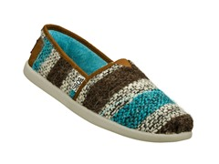 Skechers Women's Bob's - Happy Blk/Multi