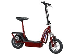 Currie Tech eZip Electric Scooter, Red