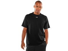 Team Tech Short Sleeve T-Shirt - Black (2XL)