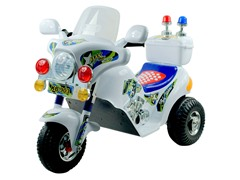 MaxOut Police Motorcycle