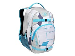 OGIO Rebel Backpack - Aqua Entropy