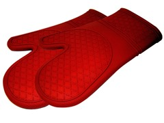 Ultra-flex Silicone Padded Kitchen Oven Mitt