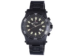 Calibre: Hawk Date Mens Black Watch