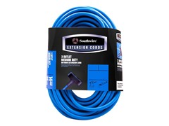 50Ft. 14/3 3 Tap Outdoor Extension Cord