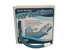 "25' x 1-1/2"" Forge Loop Pool Hose"