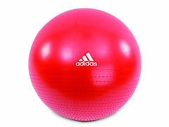 adidas Red Core Gym Ball - 65cm