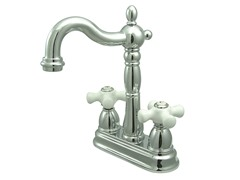 Bar Faucet, Chrome