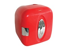 Coca-Cola® 9-Can Mini Fridge - Red