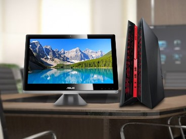 ASUS All-in-Ones & Gaming Desktops