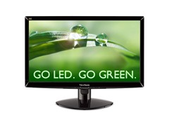 "20"" LED-backlit Monitor"