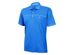 ClimaLite Pocket Polo, Oasis (XXL)